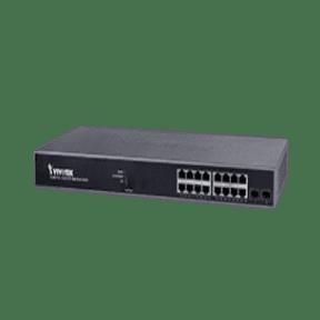 VivoCam Web Smart PoE Switch